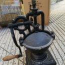 Antigüedades: ANTIGUO MOLINILLO DE CAFÉ PEUGEOT SIGLO XIX. Lote 160727054