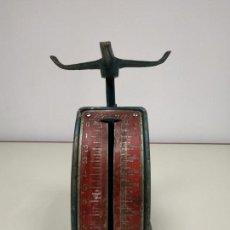 Antigüedades: 419- ANTIQUISIMA BALANZA BERNAR 25 CMS ALTURA 2.6 KGS . Lote 160798106
