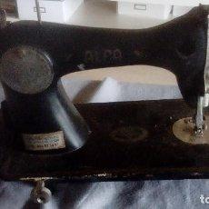 Antigüedades: GAR- CABEZA DE MAQUINA DE COSER SINGER VER FOTOS BUEN ESTADO. Lote 160845238