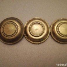 Antigüedades: TAPAS MIRILLA. Lote 160878202