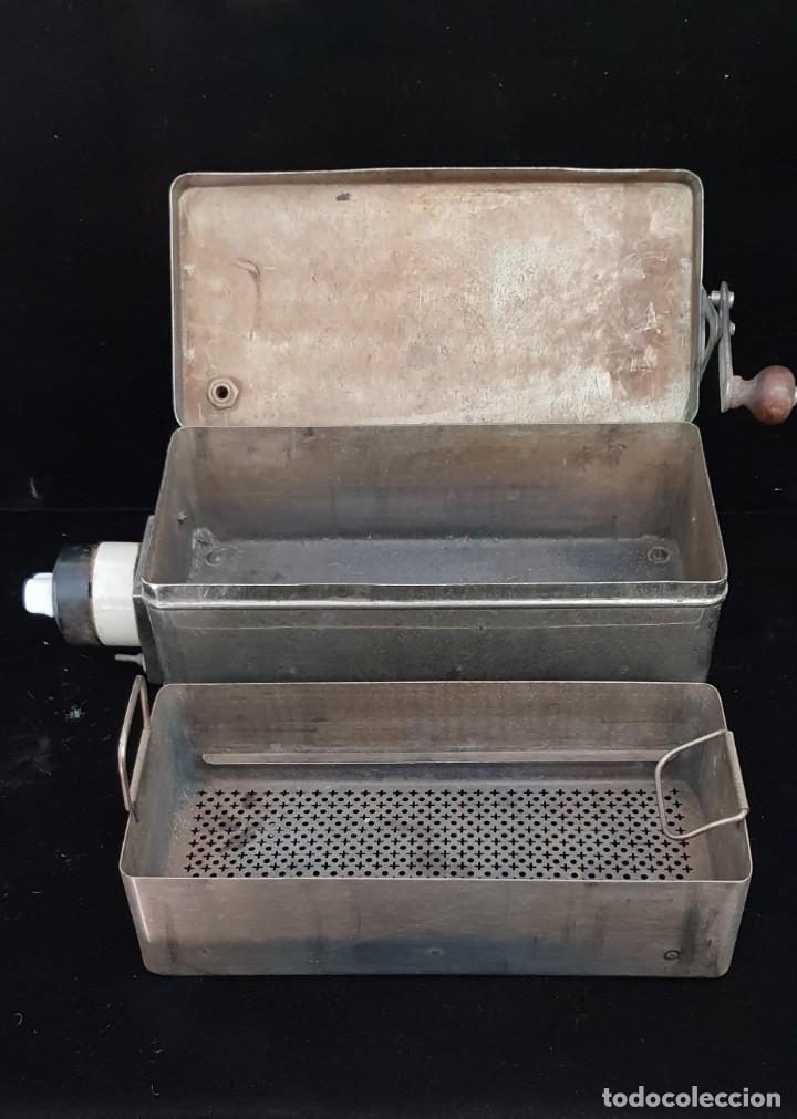 Antigüedades: ESTERILIZADOR MEDICO - Foto 8 - 160954558