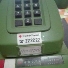 Teléfonos: ANTIGUO TELÉFONO SODECO SUIZO CON CONTADORES DE PASOS. Lote 160967198