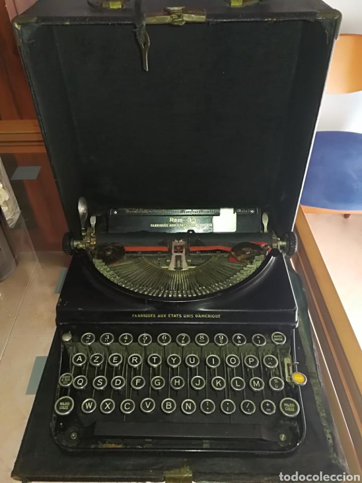 MAQUINA ESCRIBIR REMINGTON 35 (Antigüedades - Técnicas - Máquinas de Escribir Antiguas - Remington)
