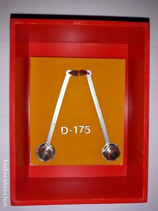 Antigüedades: LED ILUMINACIÓN BORNAS PRUEBAS CONTROL AUTOMÁTICO ROBÓTICA INDUSTRIA DECORACION ESCAPARATISMO D-175 - Foto 3 - 161255466
