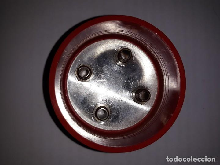 Antigüedades: NUDO MONTAJE 4 BORNAS PRUEBAS CONTROL ELECTRICIDAD ELECTRÓNICA INDUSTRIA DECORACION ESCAPARATE - Foto 3 - 161262898