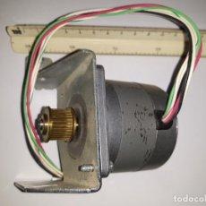 Antigüedades: MOTOR PAP PASO A PASO 1.8 DEG STEP ASTROSYN MINIANGLE STEPPER ROBOT ELECTRÓNICA INDUSTRIA DECORACION. Lote 161267922