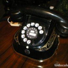 Teléfonos: TELEFONO DE BAQUELITA. Lote 161270754