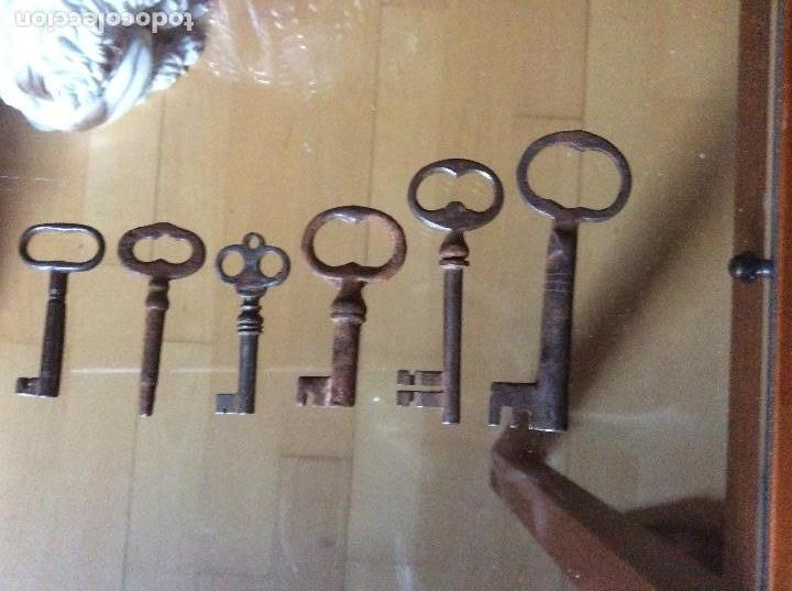 Antigüedades: Llaves antiguas - Foto 4 - 161281434