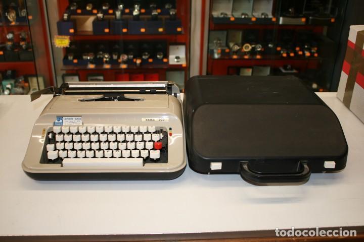 MÁQUINA DE ESCRIBIR ELSA 1035 (Antigüedades - Técnicas - Máquinas de Escribir Antiguas - Otras)