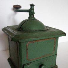 Antigüedades: MOLINILLO DE CAFÉ MARCA PEUGEOT FRÈRES, MODELO K, TALLA 3. FRANCIA. CA. 1870/1936. Lote 161518202