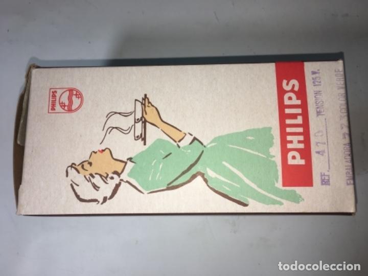 Antigüedades: Original Antiguo molinillo café Philips en su caja creo sin usarlo - Foto 3 - 161557714