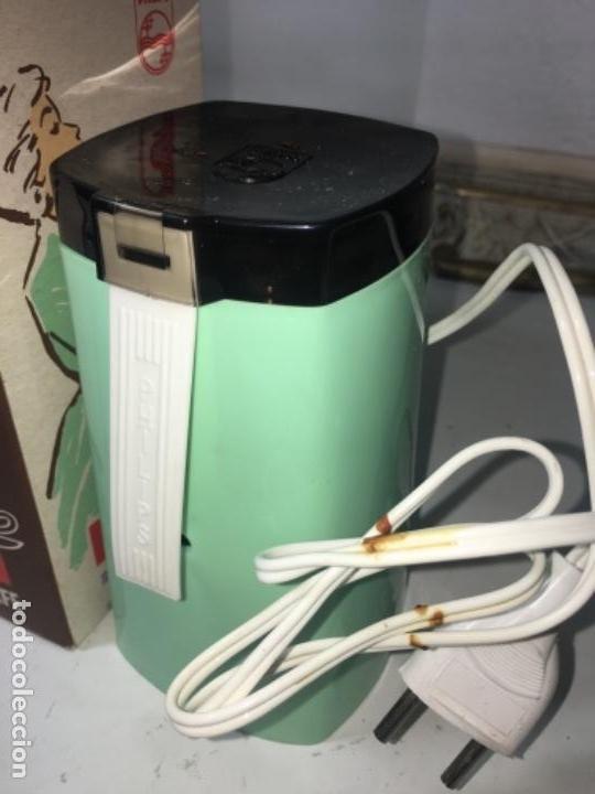 Antigüedades: Original Antiguo molinillo café Philips en su caja creo sin usarlo - Foto 4 - 161557714