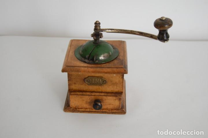 Antigüedades: Molinillo café - Foto 2 - 161683682