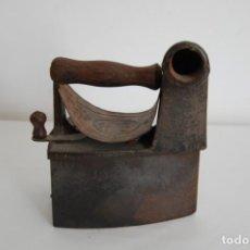 Antigüedades: PLANCHA DE CARBÓN . Lote 161684862