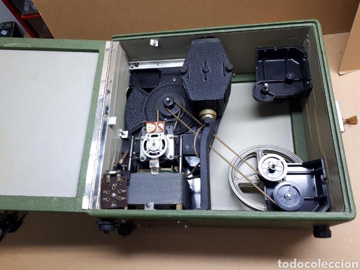 Antigüedades: Proyector Dralowid. Made in Germány. Funcionando de los años 50 - Foto 3 - 162006658