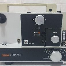Antigüedades: PROYECTOR EUMIG MARK 610 D. Lote 162095858