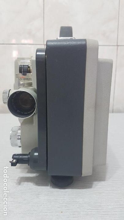 Antigüedades: PROYECTOR FUJI FILM FUJICASCOPE M20 - Foto 2 - 162096394
