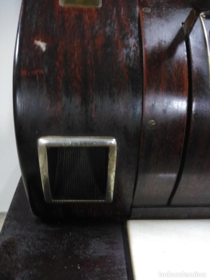 Antigüedades: CAJA REGISTRADORA NATIONAL - Foto 10 - 162101066