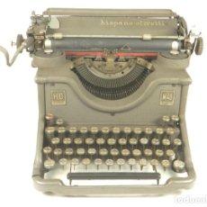 Antigüedades: MAQUINA DE ESCRIBIR HISPANO OLIVETTI M40 TYPEWRITER SCHREIBMASCHINE. Lote 162119818