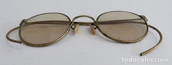 Antigüedades: Gafas antiguas de sol - Foto 2 - 162149150