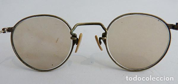 Antigüedades: Gafas antiguas de sol - Foto 3 - 162149150