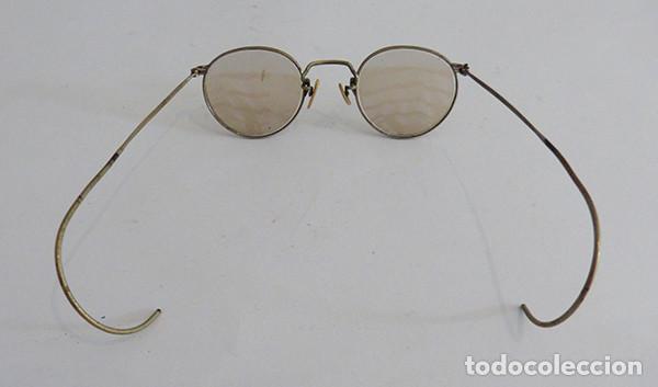 Antigüedades: Gafas antiguas de sol - Foto 4 - 162149150