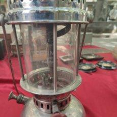 Antigüedades: LAMPARA FERROVIARIA. Lote 162338884