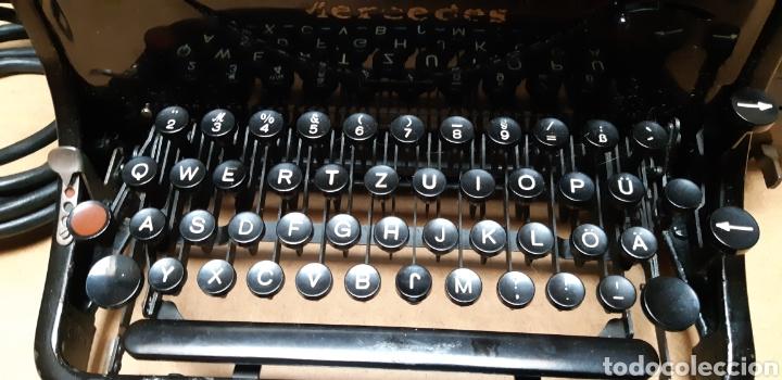 Antigüedades: Antigua måquina escribir Eléctrica - Foto 3 - 162339780