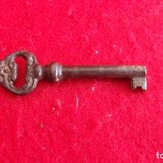 Antigüedades - antigua llave armario,escritorio,bonita - 162399510