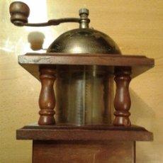Antigüedades: ANTIGUO Y CURIOSO MOLINILLO DE CAFE. Lote 162414550