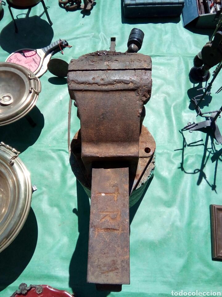 Antigüedades: TORNILLO GRANDE N°6 MADE IN ENGLAND - Foto 2 - 162458129
