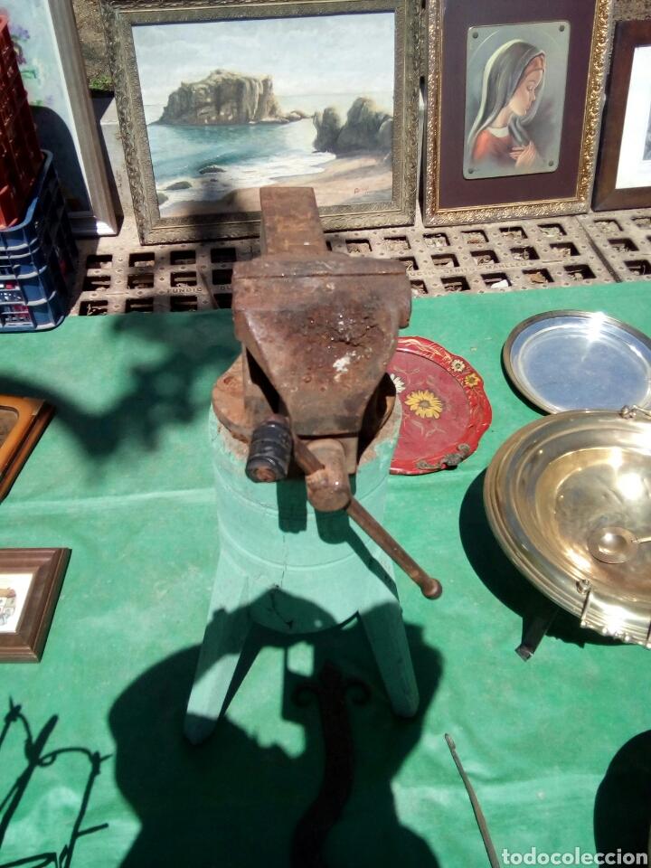Antigüedades: TORNILLO GRANDE N°6 MADE IN ENGLAND - Foto 4 - 162458129