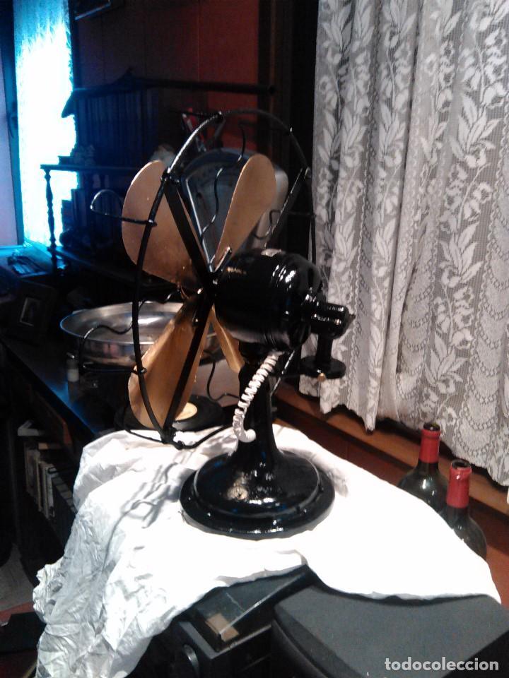 Antigüedades: ventilador grande NUMAX - Foto 4 - 162458898