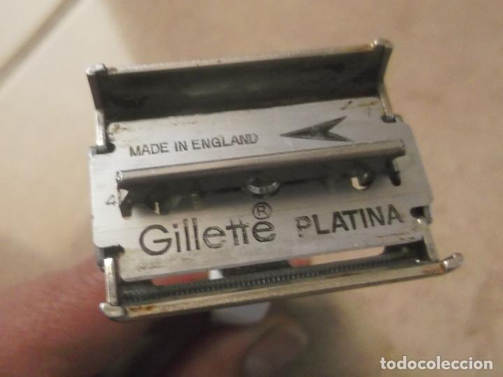 Antigüedades: Maquinilla de afeitar Gillette - Foto 8 - 162471970