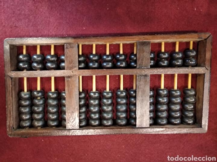 Antigüedades: Ábaco de madera - Foto 2 - 162622944