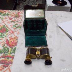 Antigüedades: PRISMATICOS CARL ZEISS. Lote 162778398