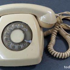 Teléfonos: TELÉFONO HERALDO CITESA SOBREMESA COLOR CREMA DESMONTADO AÑOS 70. Lote 162934882