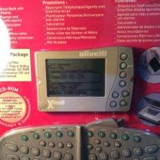 Antigüedades: AGENDA PDA OLIVETTI XSMALL ¡¡ VINTAGE !! - (VER FOTOS) ¡¡NUEVO!!. Lote 162951706