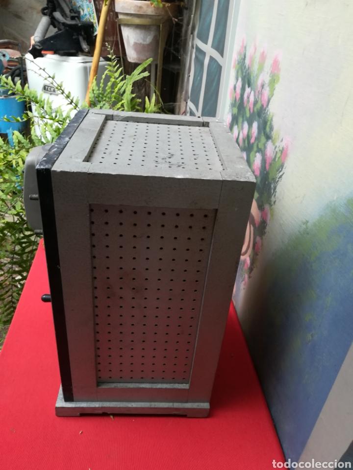 Antigüedades: Autotransformador grande de pizarra - Foto 4 - 163163825
