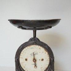 Antigüedades: BASCULA ANTIGUA MODERNISTA KRUPS VINTAGE. Lote 163358742