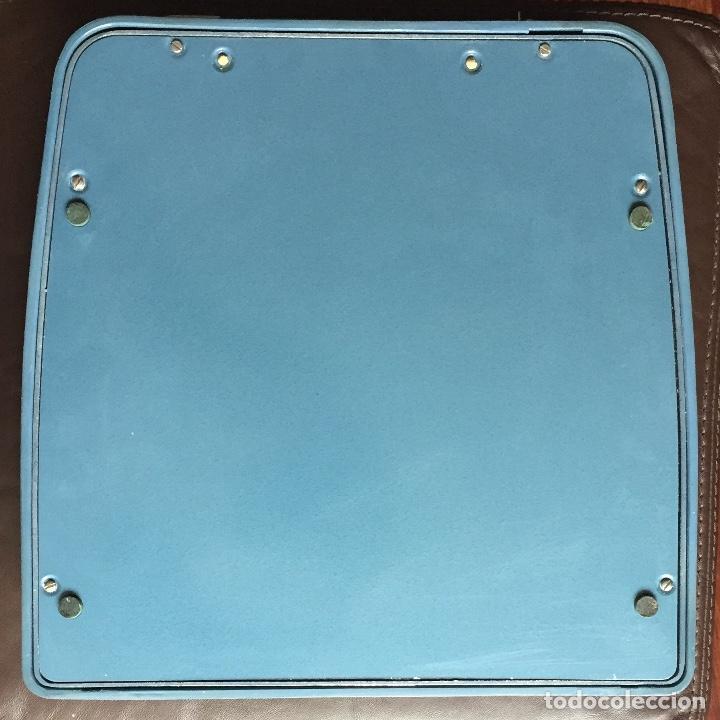 Antigüedades: Maquina escribir portatil Antares Compact Color Gris Claro - Foto 4 - 163464354