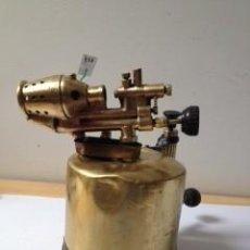 Antiquités: SOPLETE SERROT 2,5 L LISPONIBLE HASTA 15 DE OCTUBRE. Lote 163557966