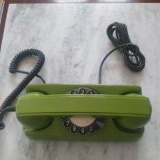 Teléfonos: ANTIGUO TELEFONO VERDE.. Lote 163585600