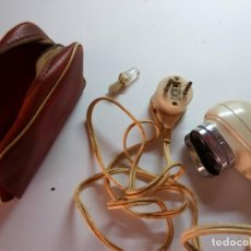 Antigüedades: MAQUINA AFEITAR ELECTRICA PHILIPS. Lote 163698462