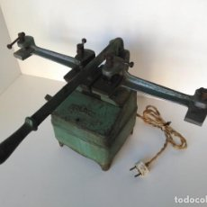 Antigüedades: ANTIGUA MAQUINA DE ELECTROSOLDADURA, MARCA SOLDER. Lote 163774882