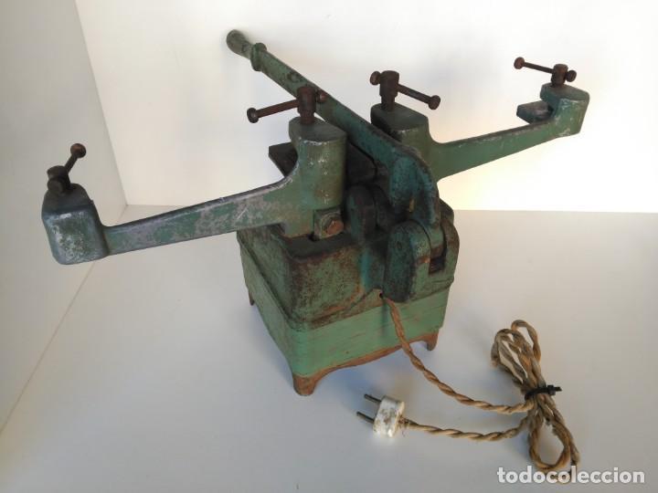 Antigüedades: Antigua maquina de electrosoldadura, marca Solder - Foto 4 - 163774882