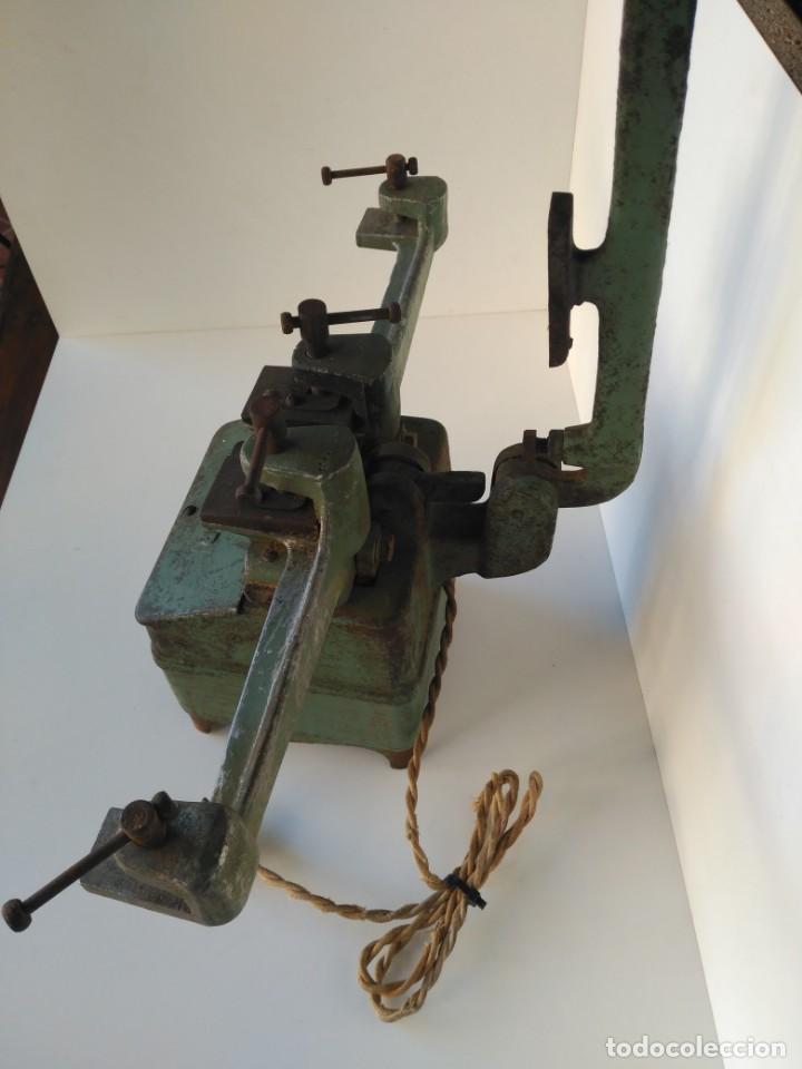 Antigüedades: Antigua maquina de electrosoldadura, marca Solder - Foto 5 - 163774882