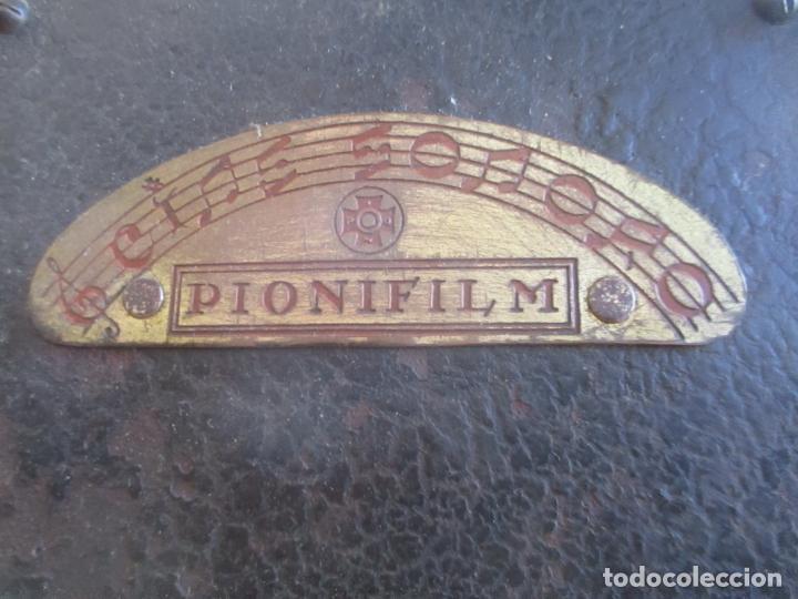 Antigüedades: Antiguo Proyector, Cine Sonoro - Societe des Etablissements Gaumont, París - Pionifilm - Foto 24 - 163818590