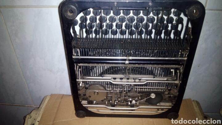 Antigüedades: Maquina de escribir, REMINGTON,Portable(muy buen estado) - Foto 21 - 164016226