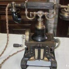 Teléfonos: TELÉFONO ANTIGUO ERICSSON & CO. STOCKHOLM 1895. Lote 164171626